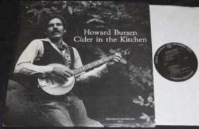 Bursen, Howard - Cider In The Kitchen Vinyl LP W/Booklet