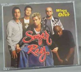 Sugar Ray - When It's Over CDS