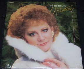 McEntire, Reba - Merry Christmas To You Vinyl LP Sealed