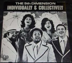 5th Dimension - Individually & Collectively Vinyl LP