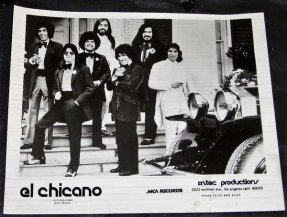 El Chicano - Self Titled El Chicano Promo Photo