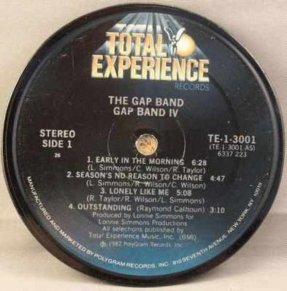 Gap Band - Gap Band IV Coaster