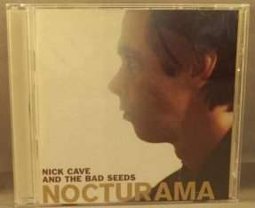Cave, Nick and The Bad Seeds - Nocturama CD
