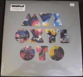 Coldplay - Mylo Xyloto Vinyl LP