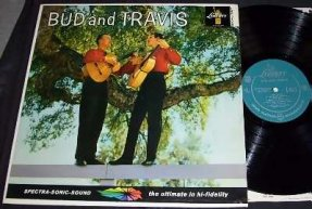 Bud And Travis - Self Titled Vinyl LP