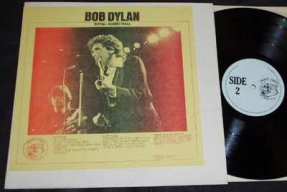 Dylan, Bob - Royal Albert Hall Vinyl LP TMOQ
