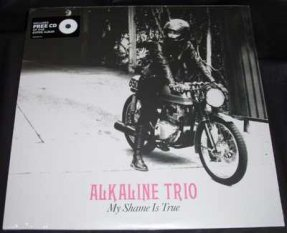 Alkaline Trio - My Shame Is True Vinyl LP