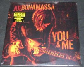 Bonamassa, Joe - You & Me Vinyl LP 180gm 2 LP Set
