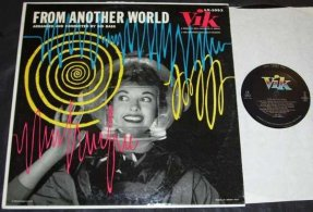 Bass, Sid - From Another World Vinyl LP