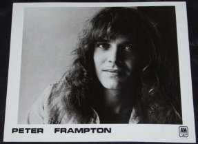 Frampton, Peter - 8 X 10 A&M Promo Photo