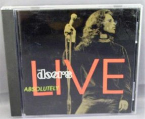 Doors - Absolutely Live CD