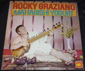 Graziano, Rocky - As The Maharishi Yogurt Vinyl LP