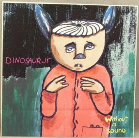 Dinosaur Jr - Without A Sound Promo Sticker