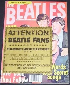 Beatles - Special Magazine