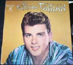 Fabian - The Fabulous Fabian Vinyl LP