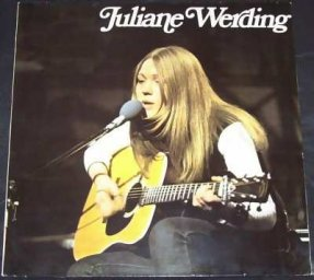 Werding, Juliane - Self Titled Vinyl LP
