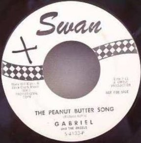 Gabriel & The Angels - Peanut Butter Song / All Work No Play 7