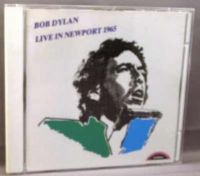 Dylan, Bob - Live In Newport 1965 CD