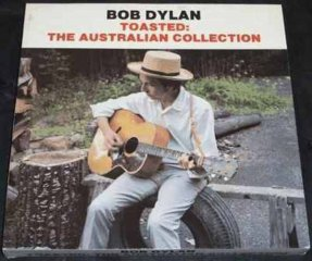 Dylan, Bob - Toasted The Australian Collection Vinyl LP Box