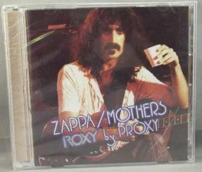 Zappa/Mothers - Roxy By Proxy CD Sealed
