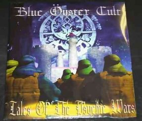 Blue Oyster Cult - Tales Of The Psychic Wars 1st Part N.Y...LP