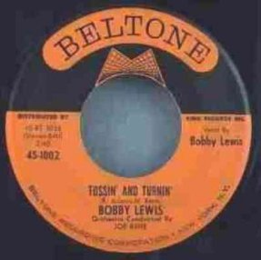Lewis, Bobby - Tossin And Turnin/Oh Yes I Love You Vinyl 7