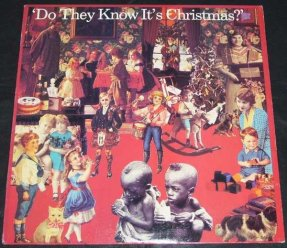 Band Aid - Do They Know It's Christmas Vinyl 12