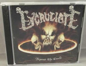 Excruciate - Beyond The Circle CD