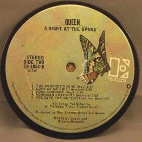 Queen - A Night At The Opera Coaster