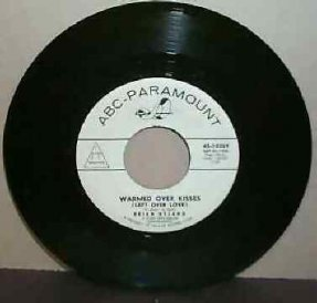 Hyland, Brian - Warmed Over Kisses Vinyl 45 7