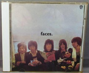 Faces - The First Step Japanese CD