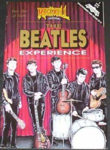 Beatles - Experience Comic Book