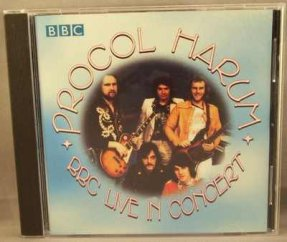 Procol Harum - BBC Live In Concert CD