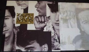 Simple Minds - Once Upon A Time Vinyl LP