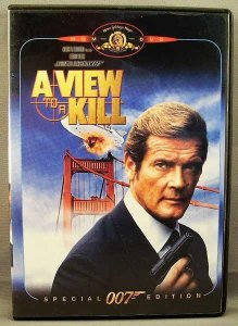 A View To A Kill DVD Special Edition