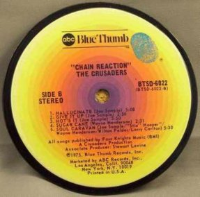 Crusaders - Chain Reaction Coaster