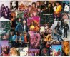 80s Hard Rock Hair Bands A1 Collage 5 X 7 Bon Jovi, Poison +