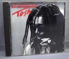 Tosh, Peter - The Toughest CD