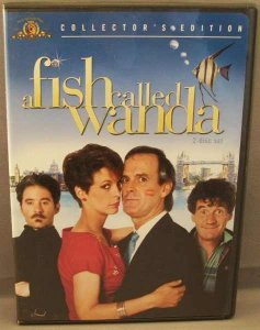 A Fish Called Wanda DVD Collector's Edition 2 Disc Set