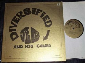 Lee, Joe And His Combo - Diversified Vinyl LP