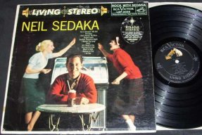 Sedaka, Neil - Self Titled Neil Sedaka Vinyl LP LS