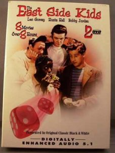 East Side Kids DVD Box Set 8 Movies Leo Gorcey Huntz Hall