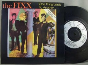 Fixx - One Thing Leeds To Another Vinyl 45 W/PS UK Twinpack
