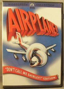 Airplane DVD Don't Call Me Shirley Edition