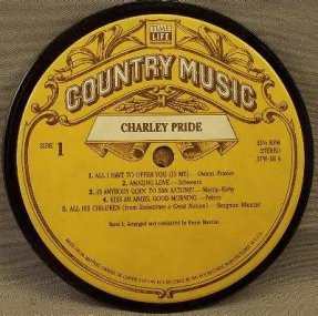 Pride, Charley - Country Music Coaster