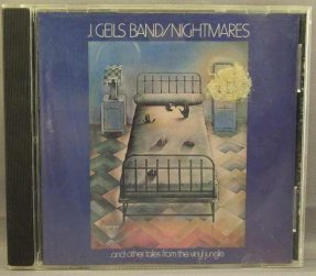 Geils, J. - Nightmares CD
