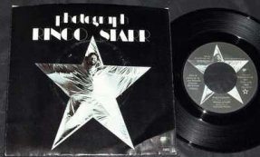 Starr, Ringo - Photograph / Down And Out Vinyl 45 7 W/PS