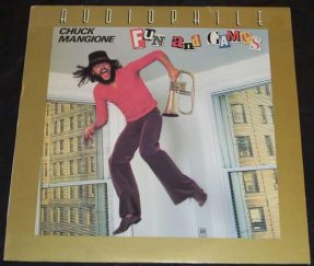 Mangione, Chuck - Fun And Games Vinyl LP Audiophile