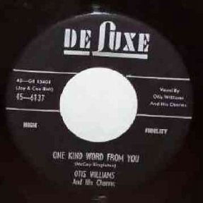 Charms / Otis Williams - One Kind Word From You/Talking To..7