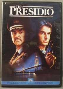 Presidio DVD WS Sean Connery